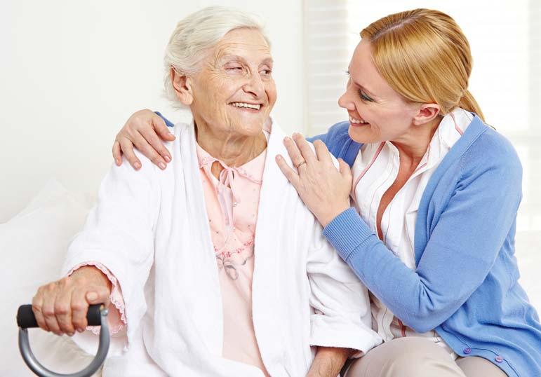 Pflegevorsorge